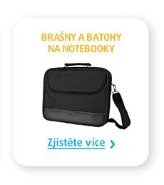 Brašny a batohy na notebooky