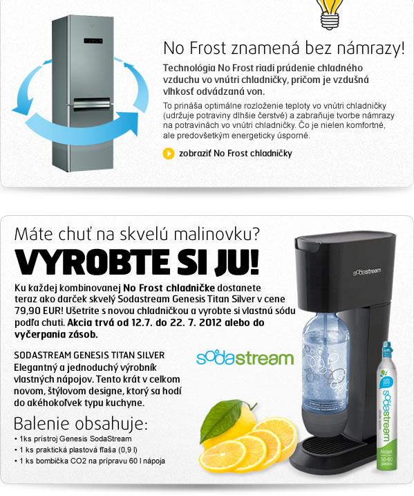 No Frost chladnička