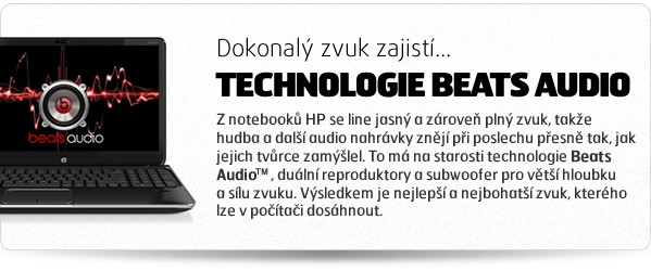 TECHNOLOGIE BEATS AUDIO