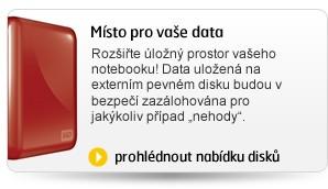 Místo pro vaše data