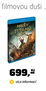 Hněv Titánů (3D+2D) BD
