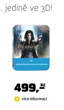 Underworld: Probuzení  steelbook  limitovaná edice BD
