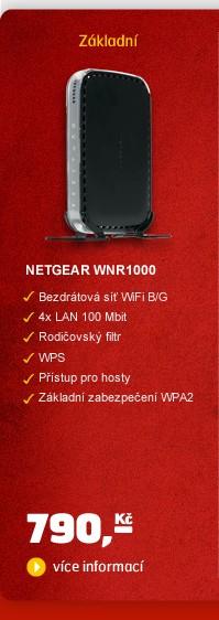 WIFI N150 Router WNR1000-100PES