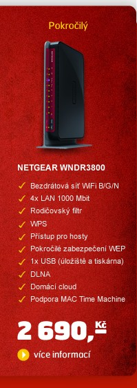 WNDR3800 N600 wireless dual band gigabit router