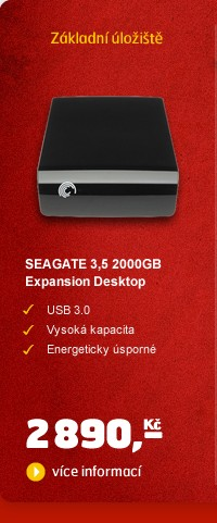 HDD 3,5 2000GB Expansion Desktop USB 3.0
