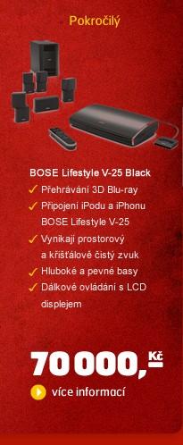 Lifestyle V-25 Black