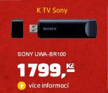 UWA-BR100 (Wi-Fi USB adaptér k TV a BD Sony)