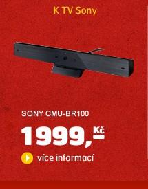 CMU-BR100 (SKYPE kamera k SMART TV Sony)