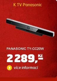 TY-CC20W (SKYPE kamera k SMART TV Panasonic)