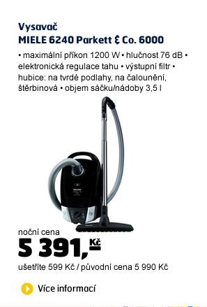 S 6240 Parkett & Co. 6000
