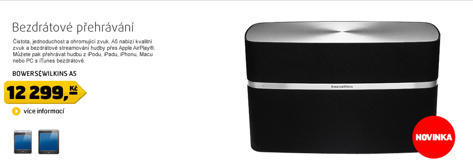 BOWERS&WILKINS A5