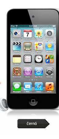 APPLE iPod touch 4.gen 8GB Black