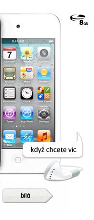 APPLE iPod touch 4.gen 8GB White