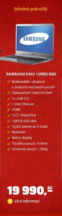 530U 128BG SSD