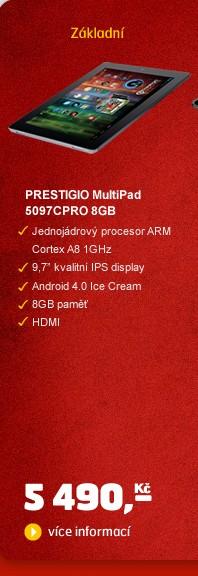 MultiPad 5097CPRO 8GB