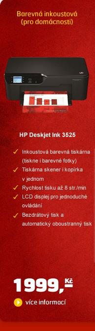Deskjet Ink Advantage 3525 e-All-in-One Printer