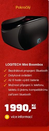 Mini Boombox