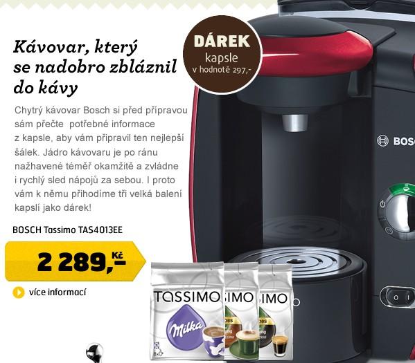 Tassimo TAS4013EE red