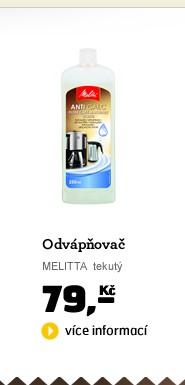 Odvápňovač ANTI CALC pro kávovary tekutý
