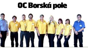 Plzeň - NC Borská pole