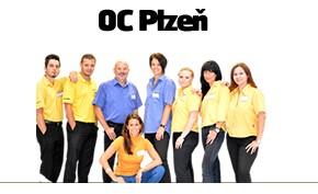 Plzeň - Obchodní centrum Plzeň