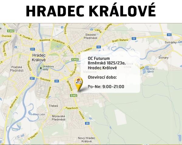 Hradec Králové - OC FUTURUM
