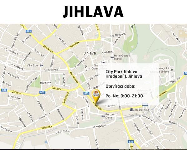 Jihlava - City Park