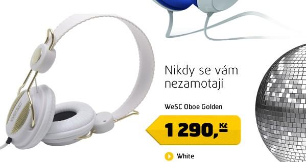 Oboe Golden White