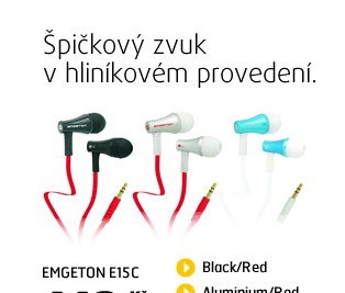 E15C Black/Red