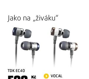 EC40, VOCAL