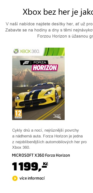 X360 Forza Horizon