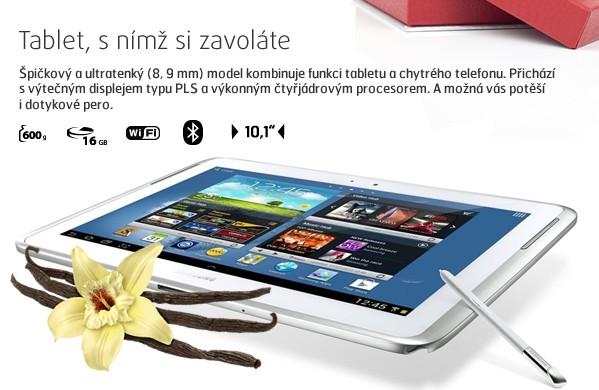 Galaxy Note 10.1 3G White 16GB