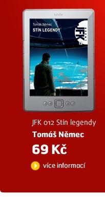 JFK 012 Stín legendy - Tomáš Němec
