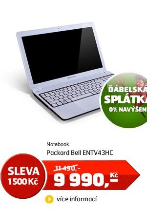 Packard Bell ENTV43HC-B9604G75Mnrr