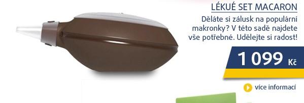 Sez MACARON (cukrář. zdobítko a forma na makronky)