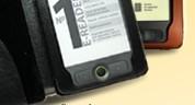 Pouzdro Fortress pro PocketBook Basic 611 a 613, černé