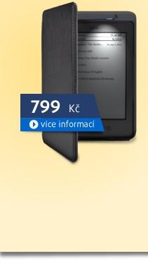 Pouzdro DurableLED pro Kindle 4/5, černé
