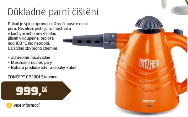 CP 1001 Steamer