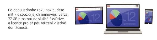 Office 365 Home Premium 32-bit/x64 CZ 1R