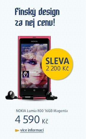Lumia 800 16GB Magenta