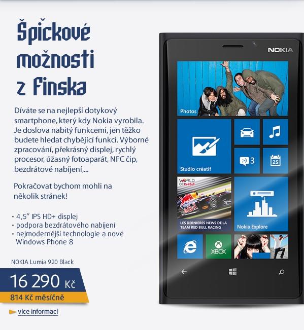 Lumia 920 Black
