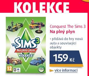 The Sims 3 Na plný plyn Kolekce