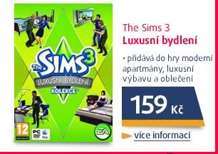 The Sims 3 Luxusni bydleni Kolekce