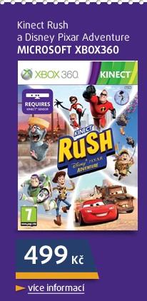 XBOX360 Kinect Rush a Disney Pixar Adventure