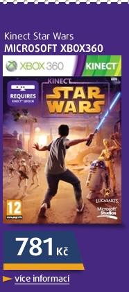XBOX360 Kinect Star Wars