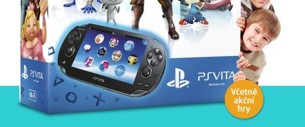 Playstation Vita WiFi – 1004 + All Stars Battle Royale