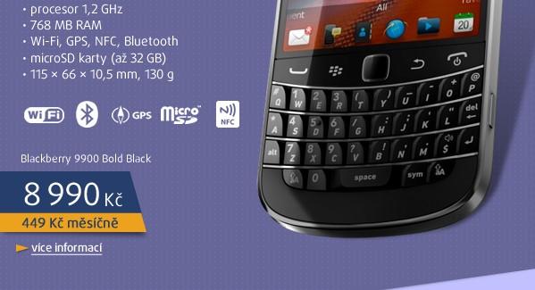 9900 Bold černý