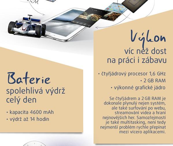 N5110 Galaxy Note 8.0 White