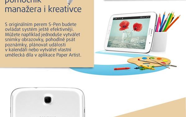 N5100 Galaxy Note 8.0 White