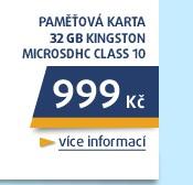 *** 32GB microSDHC karta Class 10